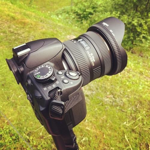 neues Objektiv: Sigma 10-20 mm F4,0-5,6 EX DC HSM
