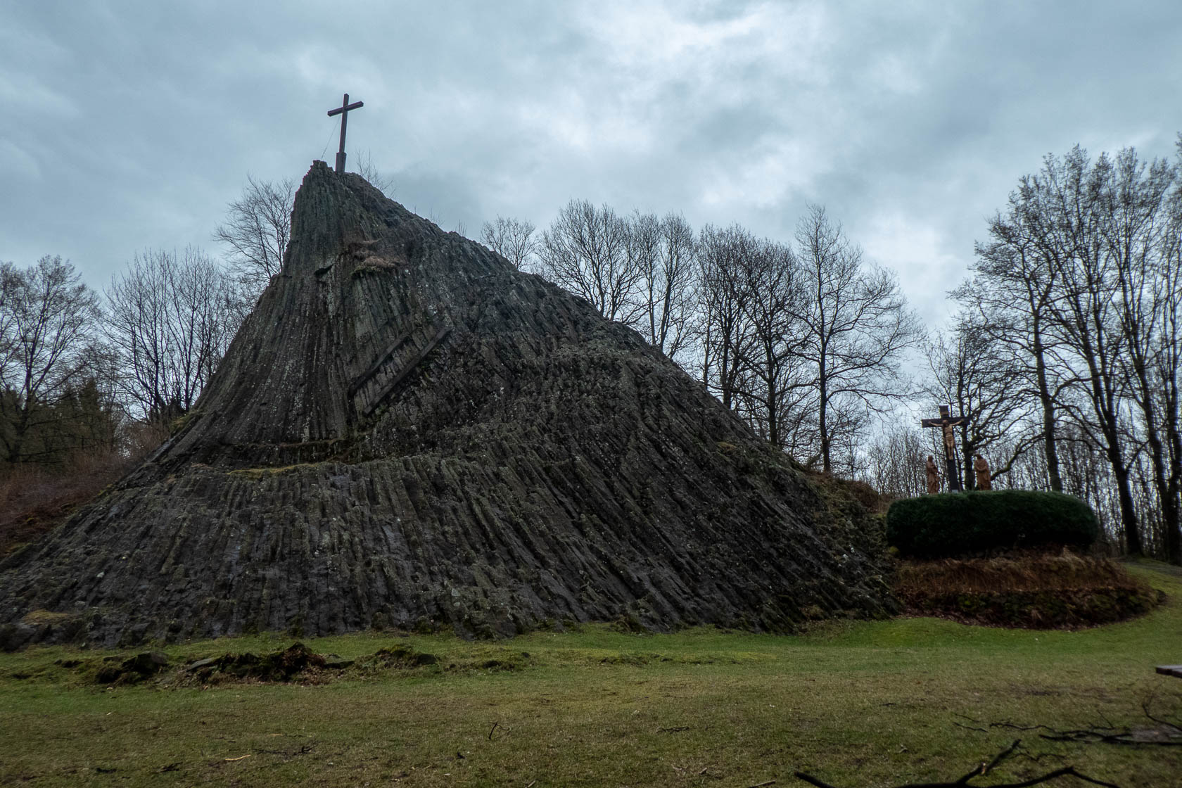 Wandern auf dem Siegsteig, die Etappe 13 VON Alsdorf nach Kirchen