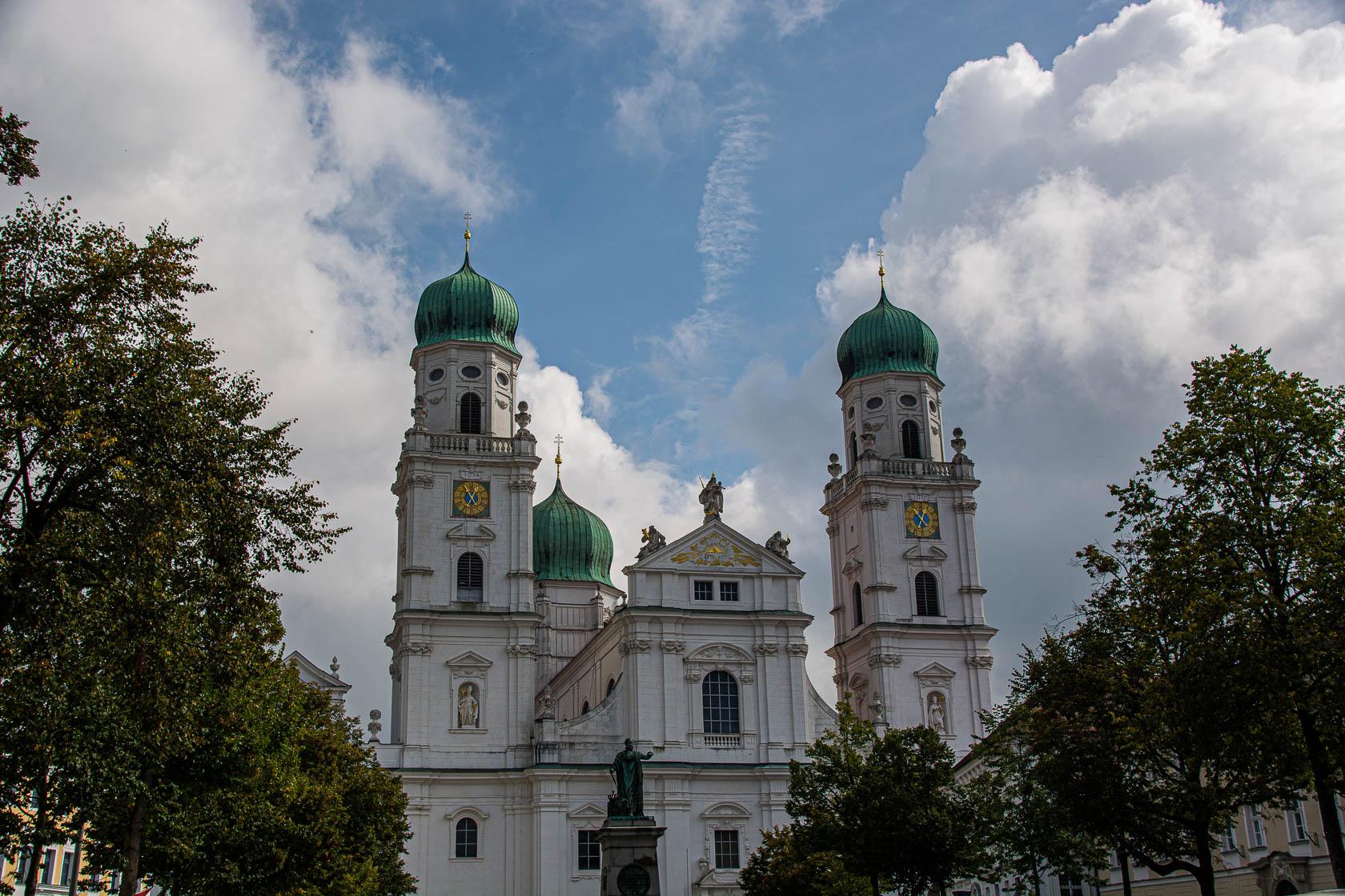 Ein Besuch in Passau