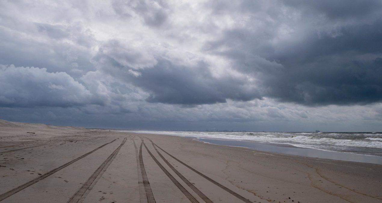 Am Strand bei Den Haag