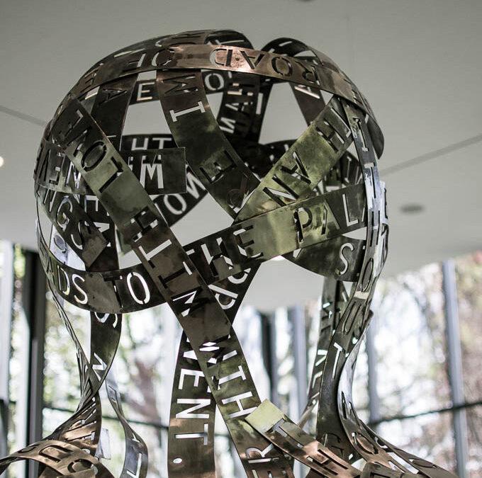 Skulpturenpark Waldfrieden der Cragg Foundation in Wuppertal
