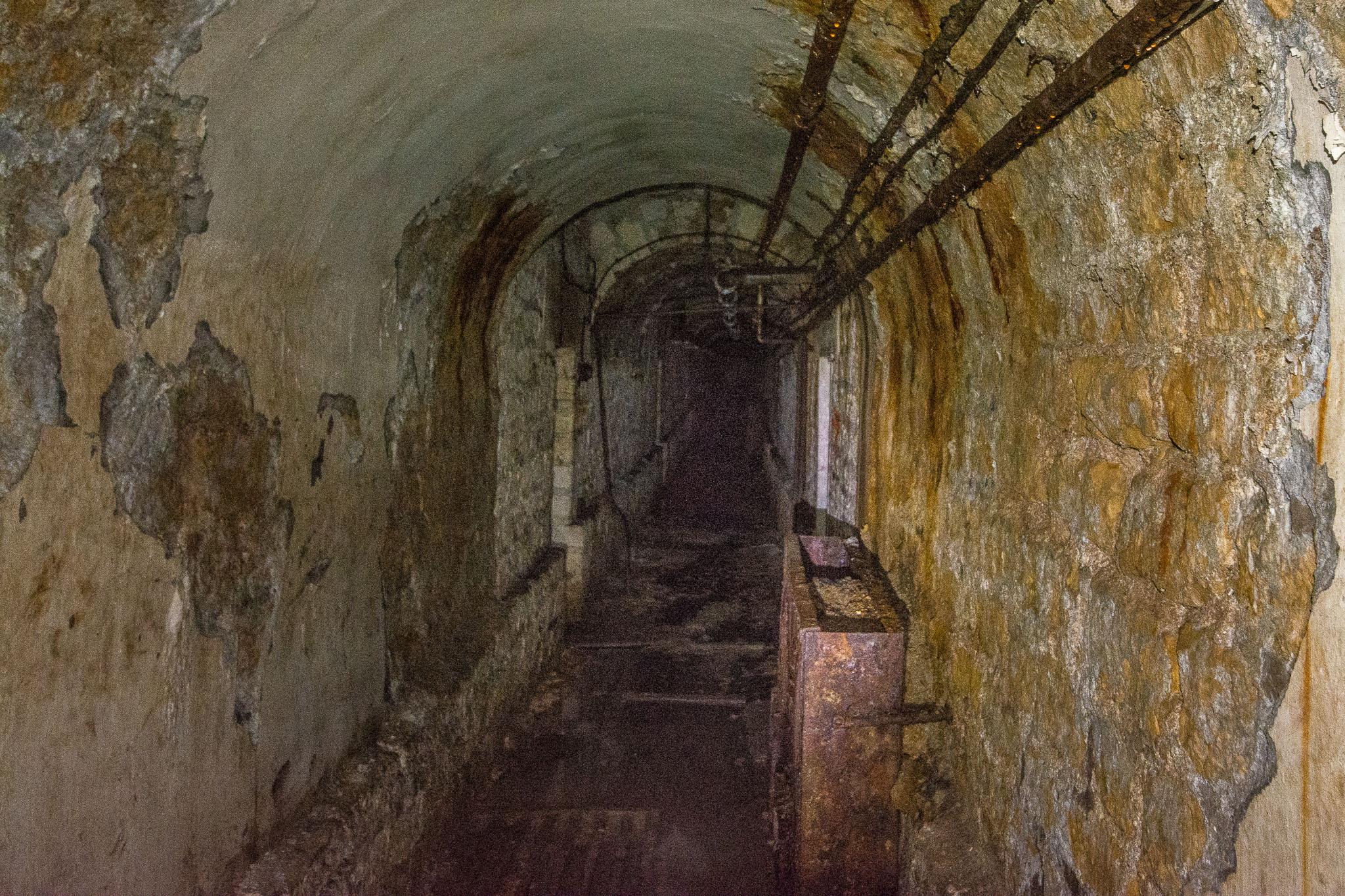 Bunker Erkundung in Frankreich