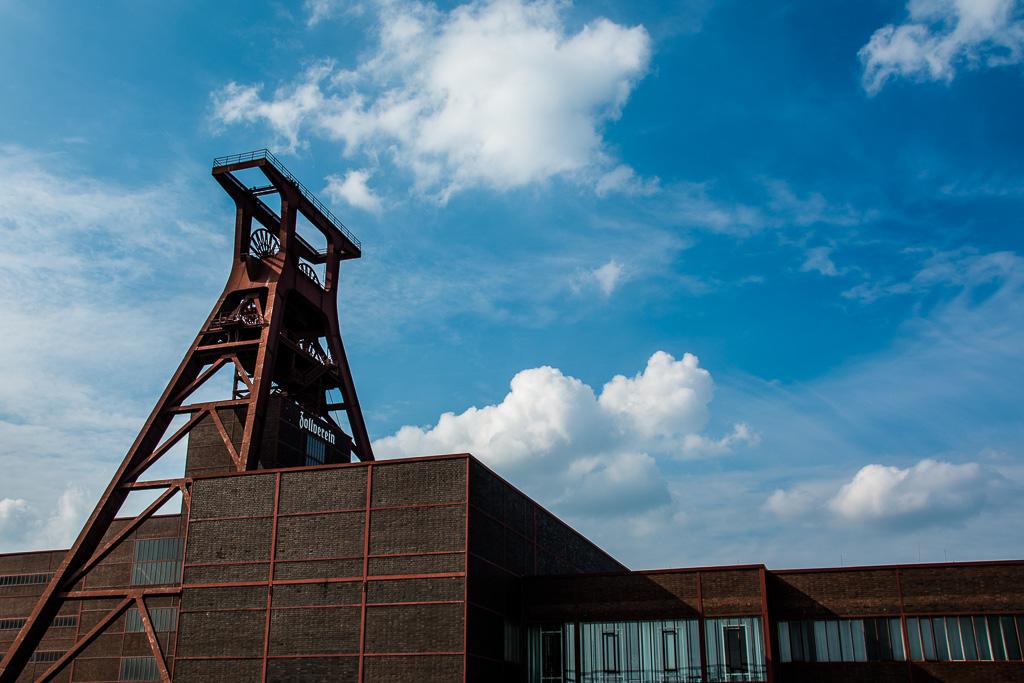 """""""Glück Auf Event"""" auf Zeche Zollverein"""