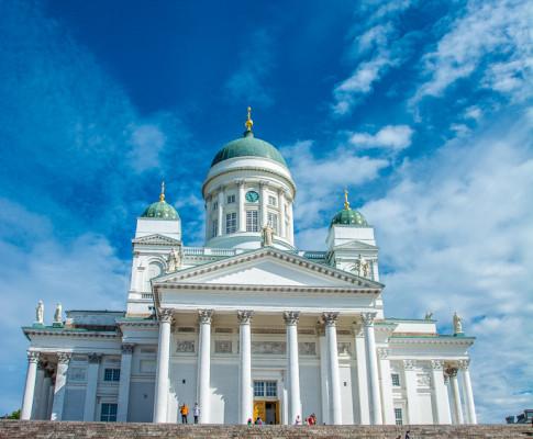 Flotter Rundgang durch Helsinki