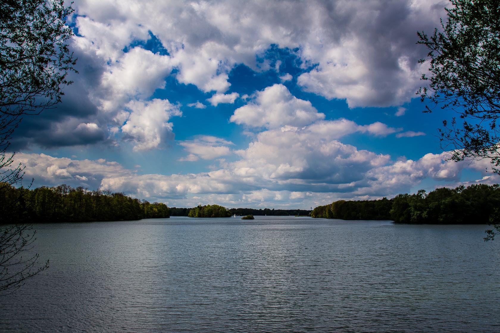 Ostermontag am Unterbacher See