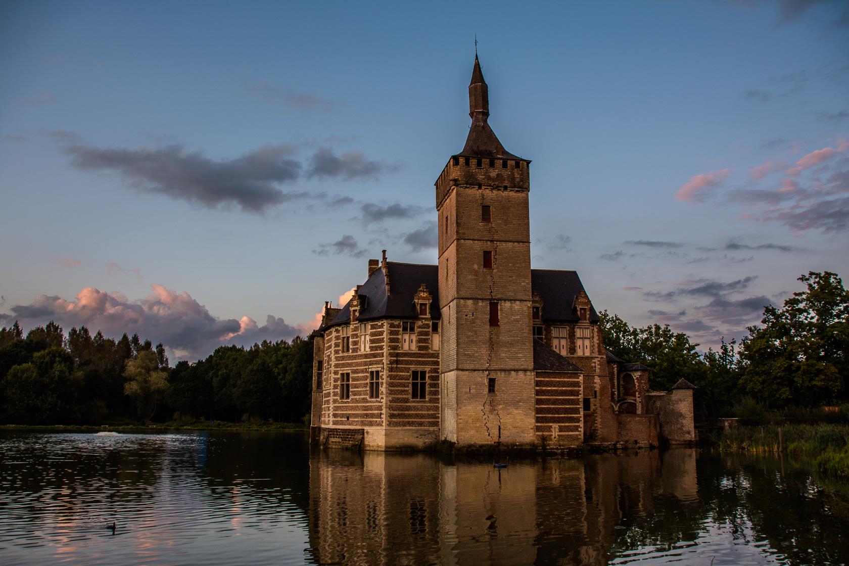 Geocoinfest 2017 in Aarschot, mit Ausflug nach Leuven und Maastricht